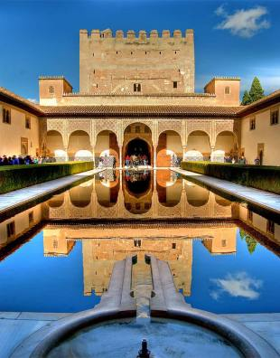 Alhambra Granada - Tickets and Official Tours