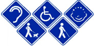 Alhambra physically handicapped route